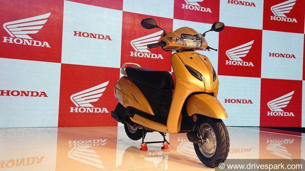 Auto Expo 2018: Honda Activa 5G Unveiled