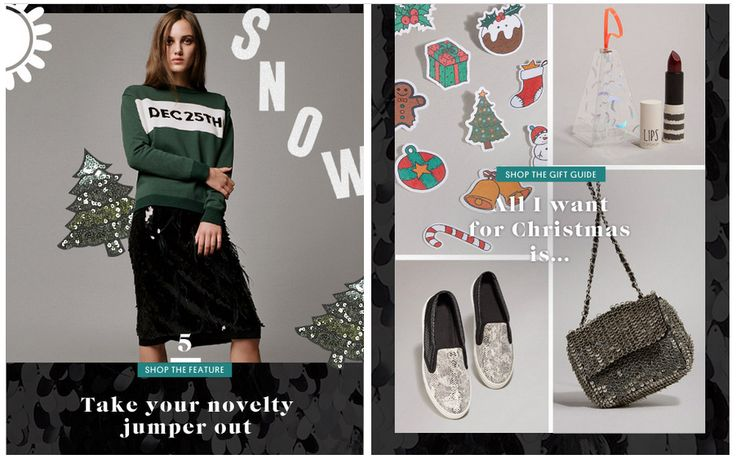 Top Shop Web Banner #Web #Banner #Digital #Online #Marketing #Fashion
