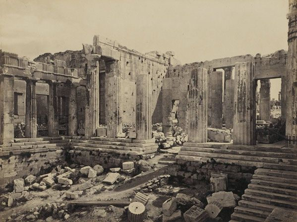 francis frith / athens (1870)