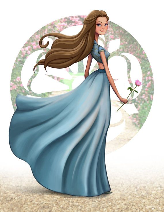 Margaery Tyrell from GAME of THRONES Song of Ice by LeannHillArt