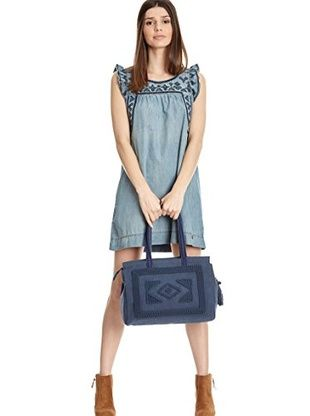 Pepe Jeans London Vestido Killiam (Azul)