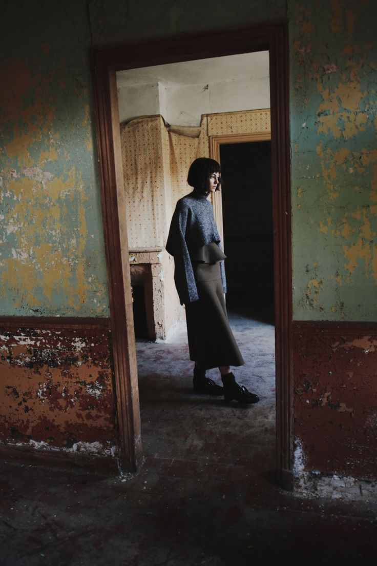 Grey Magazine Fall 2014 Vittoria Ceretti Fanny Latour-Lambert (21)