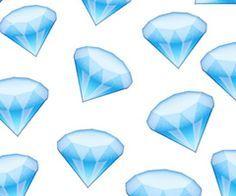 diamond emoji - Google Search