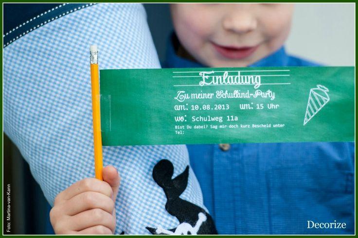 Für alle ABC-Schützen: Foto-Schilder für den 1. Schultag