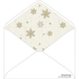 Snow 0001,Envelopes ,Card,Winter,white,Snow,multi-purpose