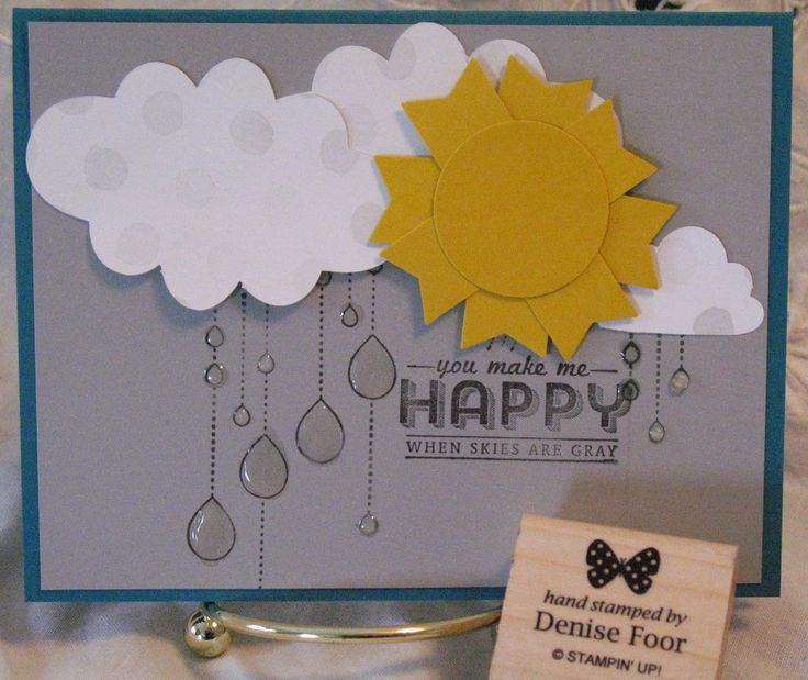 Just Sayin' | Denise Foor Studio PA  Stampin' Up!