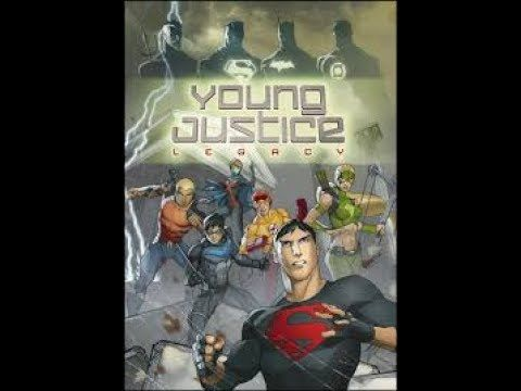 YOUNG JUSTICE LEGACY ORIGINAL FREE DOWNLOAD TORRENT FOR PC