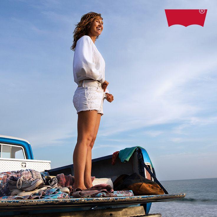 #levis #jeanspl #kampania #summer