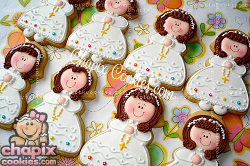 first Communion or Confirmation cookies
