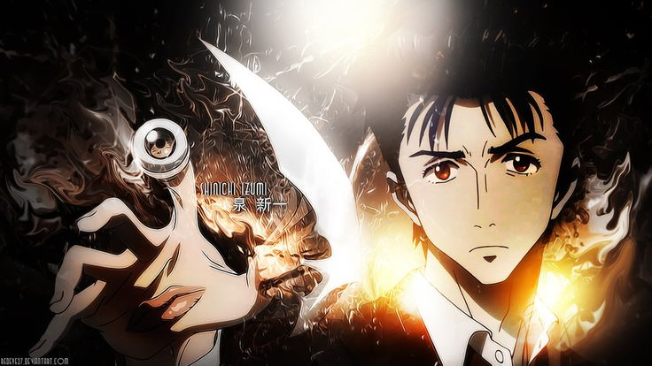Shinichi Izumi Wallpaper by Redeye27 on DeviantArt ... Vocaloid Characters Name