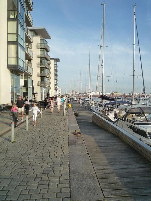 waterfront helsingborg