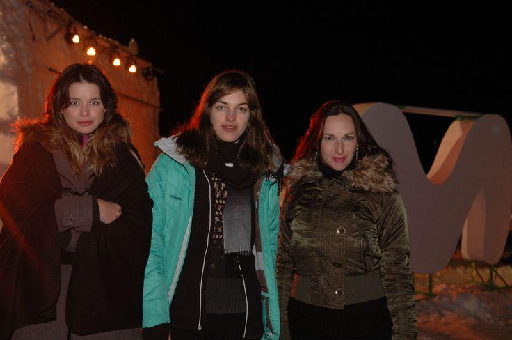 Vitto Saravia, Naomi Preizler y Cata Spinetta en el Movistar Big Weekend #EventosEnComunidad