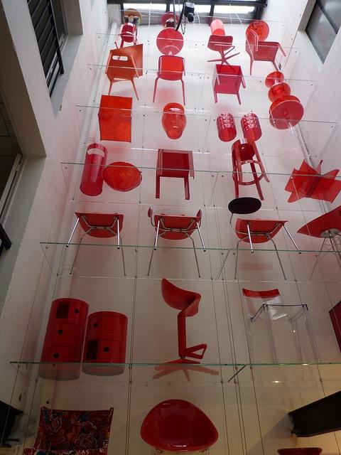 New Kartell flagship store - La Rochelle by kartellpeople, via Flickr