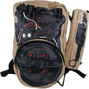 When it's time to go back to school, give one of these Ghostbusters Proton backpacks to your kids, and help them make new friends and capture unwanted ghosts on their first day back in class. This backpack comes with an official Ghostbusters logo, and a wide variety of compartments that are great for keeping school…