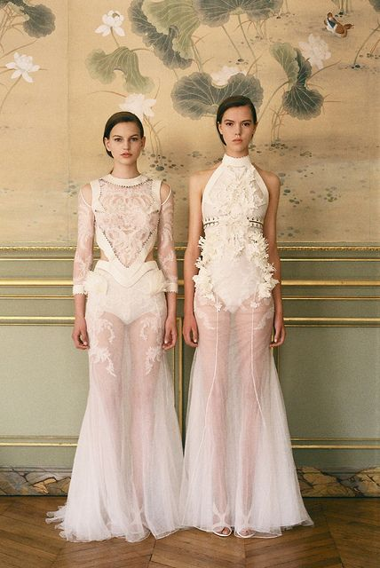 givenchy couture  by Kasia Bobula, via Flickr
