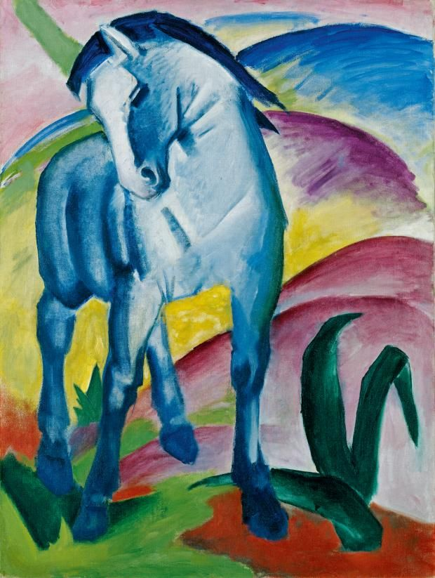 00-expressionismus-der-blaue-reiter-franz-marc-blaues-pferd