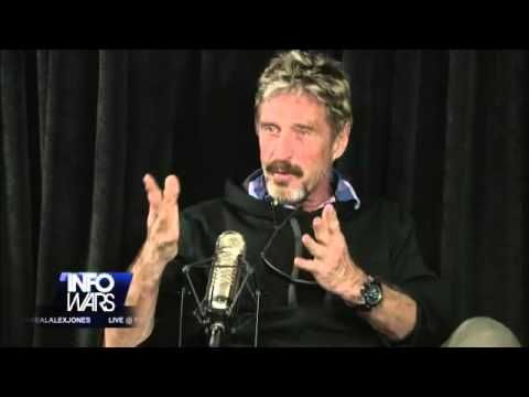 John McAfee: Obamacare Unfixable, Scrap it! CANADA.GOV WelcomeTo Canada ~ GardenCity LIVE InTheNOW WeChangeTheGame .. Canada Is Now Under NuManagement!