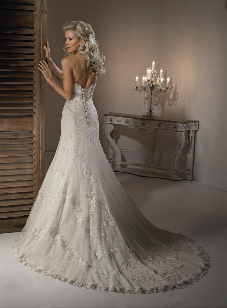 Simple Maggie Sottero Doreen AL Maggie Sottero Bridal Bridal Party Express Party Dress Express Bridal