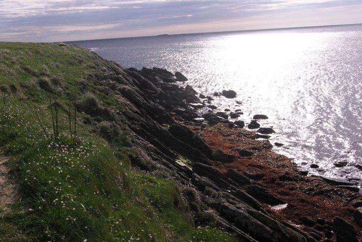 looking across to St Kilda