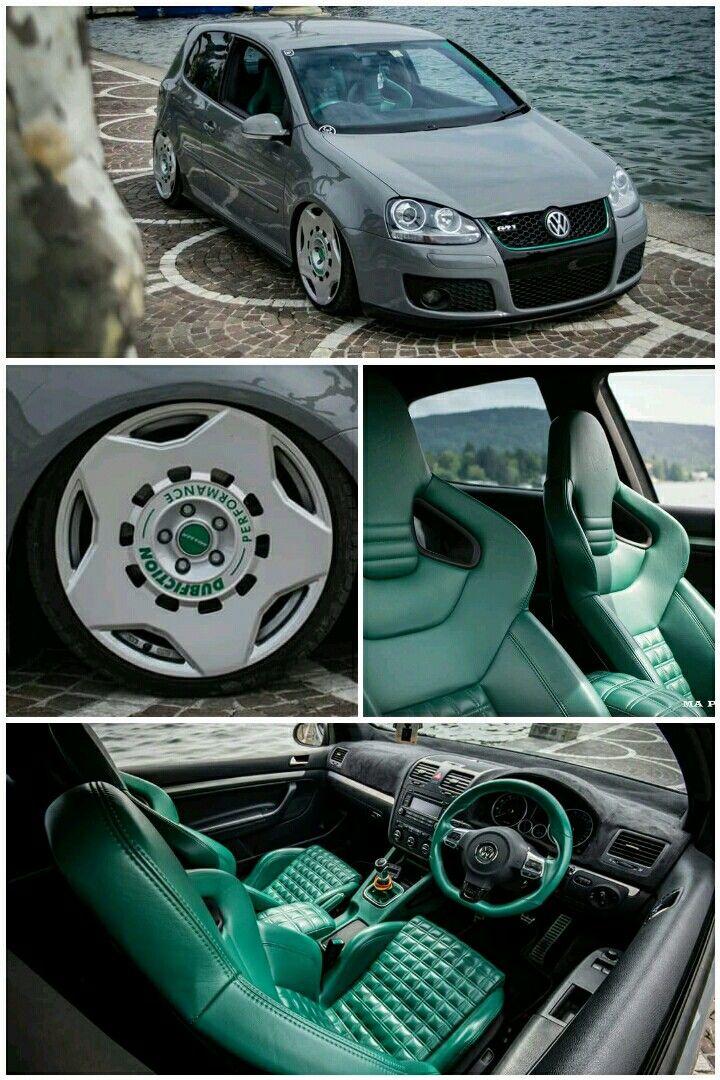 Mint Volkswagen Golf Mk5 GTi