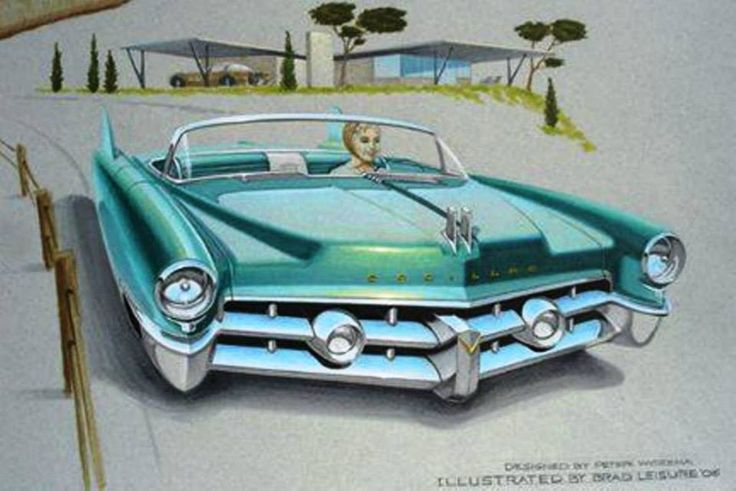 The Art Of American Car Design