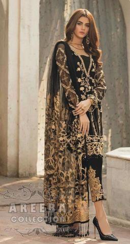 bb9d7c1e7e Gulaal Chiffon Suit | Dresses in 2019 | Pakistani designer suits ...