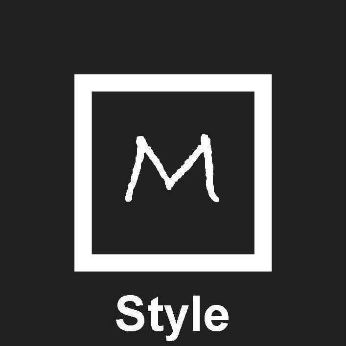 mijn logo  M Style