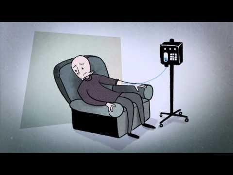 Un dessin animé pour expliquer simplement le cancer aux enfants -