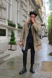 Charlie Casely-Hayford Great as usual, can ignore the slightly too tight pants