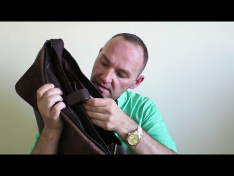 Mulberry Brynmore Messenger Bag Review - YouTube