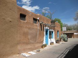 The Oldest House, Santa Fe, NM
