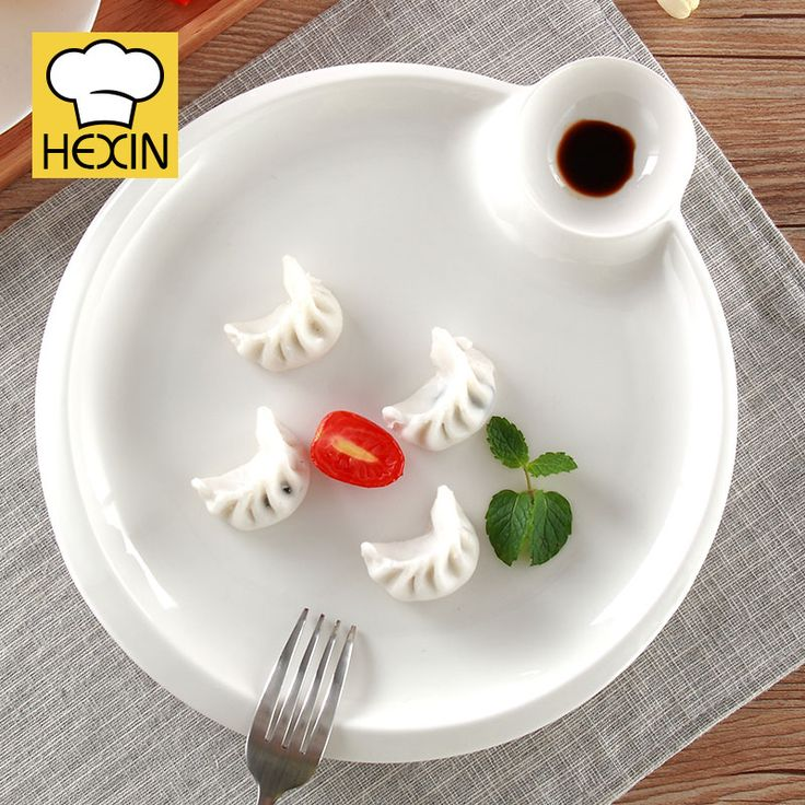 porcelain tray with sauce cup is china dinnerware. High quality u0026 durable porcelain trays in different styles and sizes are perfect for restaurants. & 11 best Round Plates | Restaurant Dinnerware | Hexin images on ...