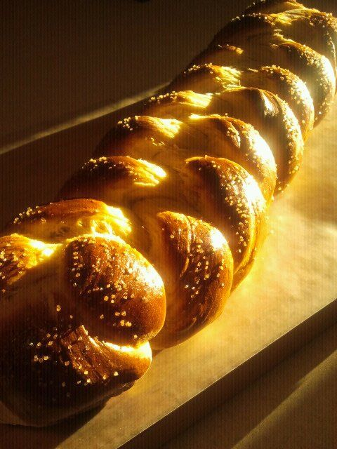 Finnish Pulla Bread. Tradition in mom's house Can't wait for the Holidays :)