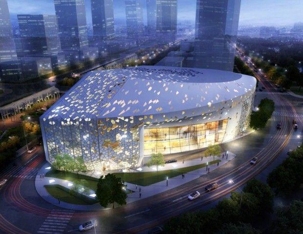 sure-architecture-Yinchuan-Exhibition-Center02