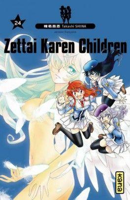 Découvrez Zettai Karen Children, Tome 24 de Takashi Shiina sur Booknode, la communauté du livre