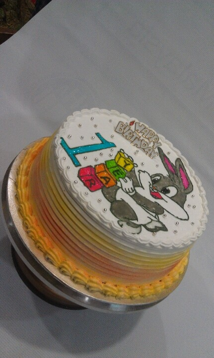 Cake for 1 year old baby....