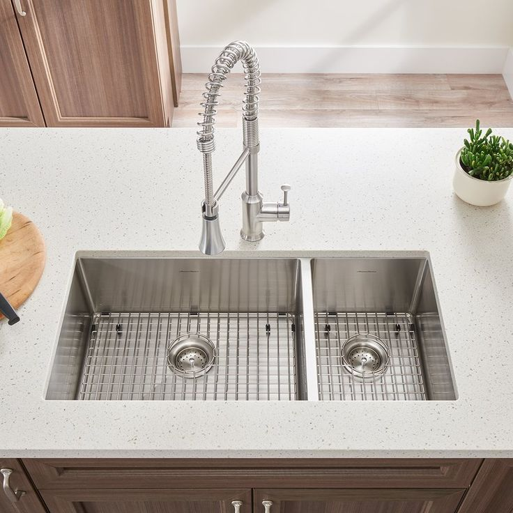 american standard offset double bowl sink kit costco best 25 undermount kitchen sink ideas on 380
