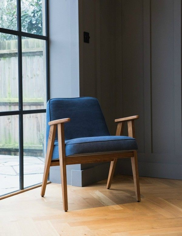 Jozef Chierowski 366 Easy Chair Denim - six colours available