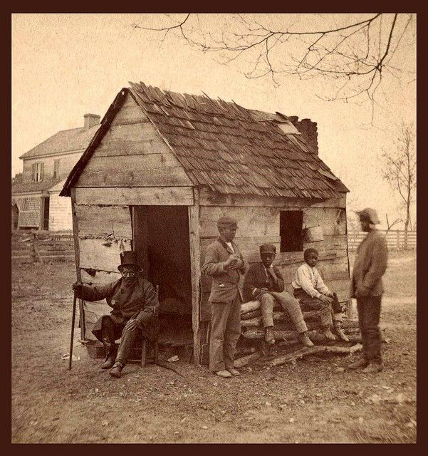 SLAVES, EX-SLAVES, and CHILDREN OF SLAVES IN THE AMERICAN SOUTH, 1860 -1900 (7)