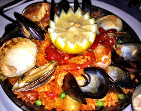 ... Shrimp. Arepa. BBQ Costillitas. Tostaditas. Fish Croquettes. Ceviche