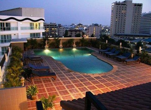 OopsnewsHotels - Siam View Residence Pattaya