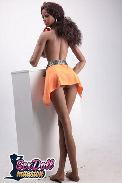 Zaira is our sensual Black Sex Doll!