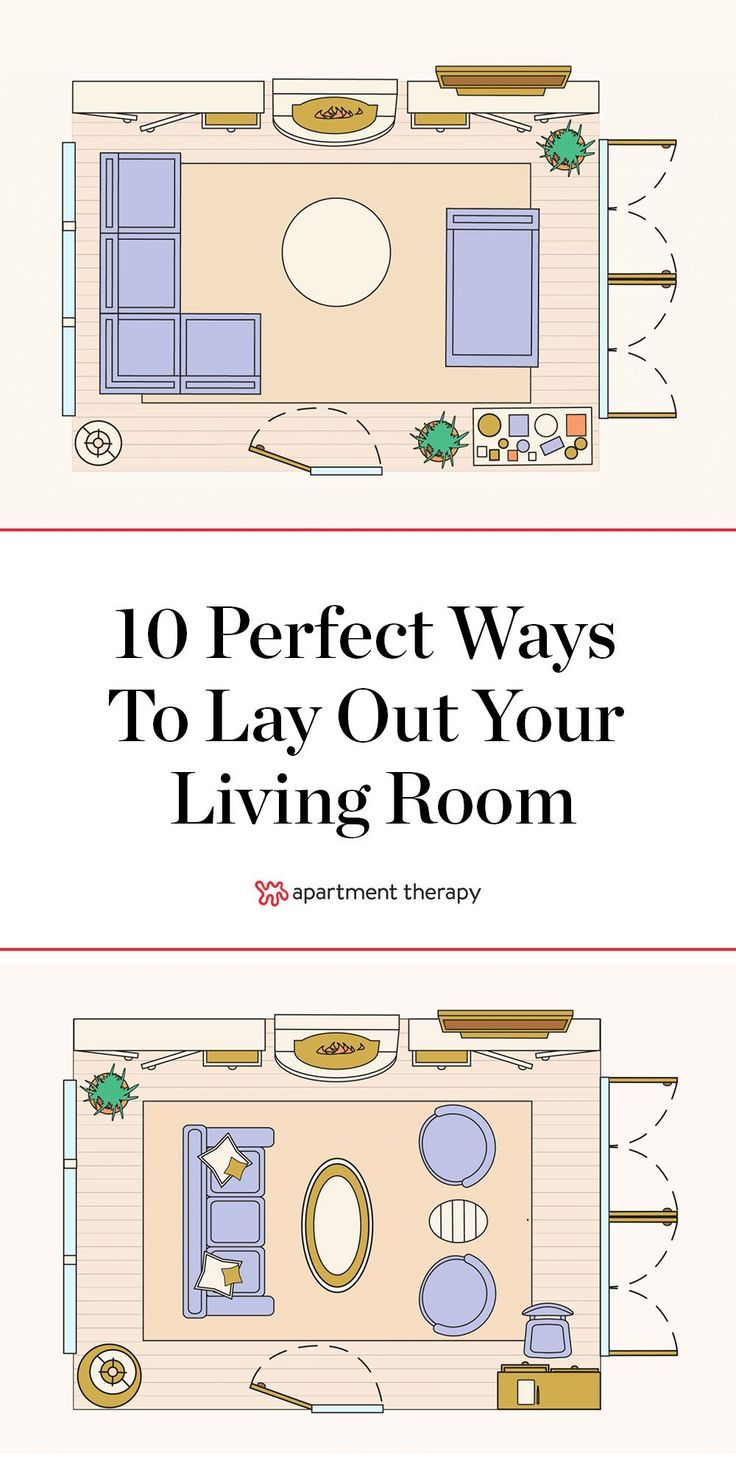 Be Your Own Designer: 10 Flawless Ways to Lay Out a Living ...