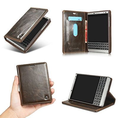 CaseMe-Leather-Case-For-Blackberry-Passport-2-Stand-Wallet-Magnetic-Cover
