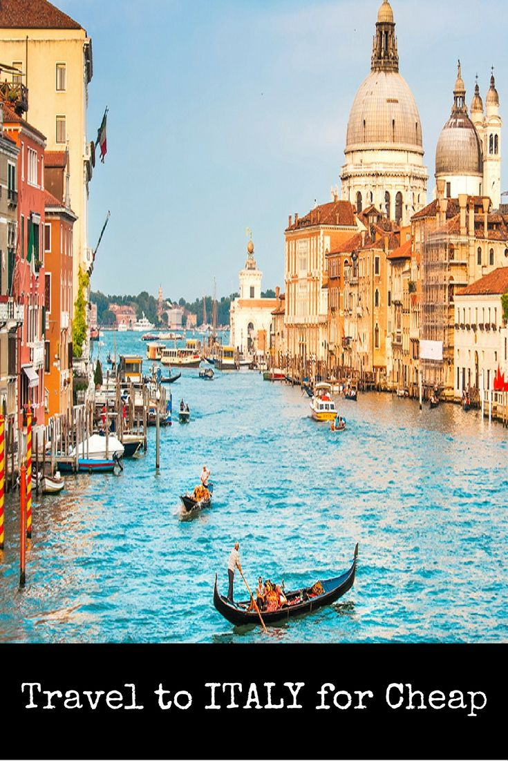 You Can Actually Find the Cheapest Flights Ever to Italy.  Airfarewatchdog helps you save money when you book your next flight - so you always get the best deal.