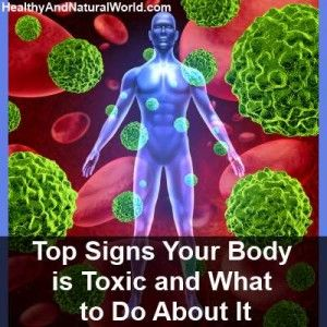 Top Signs Your Body is Toxic and What to Do About It
