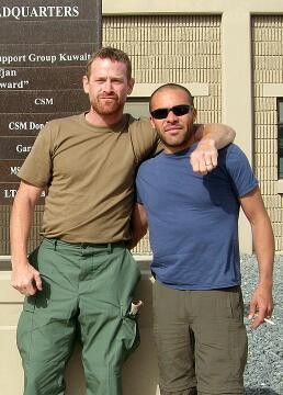 MICHAEL IRBY AND MAX MARTINI