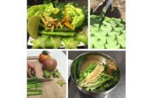 Chef's Cactus Salad: A Fresh Recipe from True Seasons Organic Kitchen
