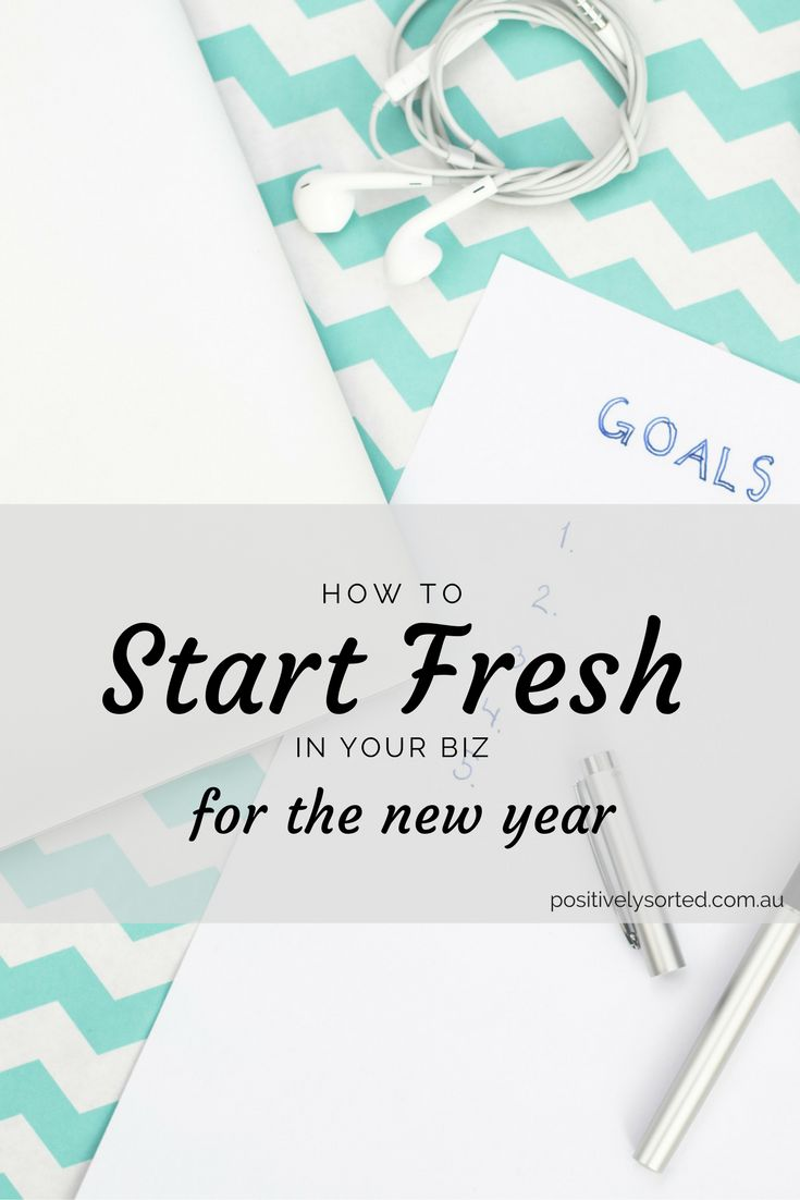 Aside from new goals etc, January is a great time for having a de-clutter and making space for all that the new year will bring. Of course you can do this anytime of year when you're feeling snowed under too.