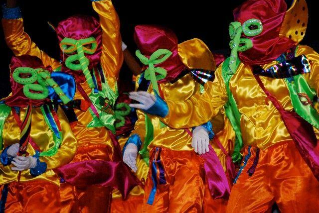 Mi carnaval de Barranquilla